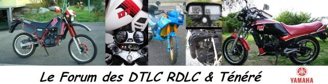 yamaha 125 DTLC RDLC & Ténéré: le forum de l'entraide