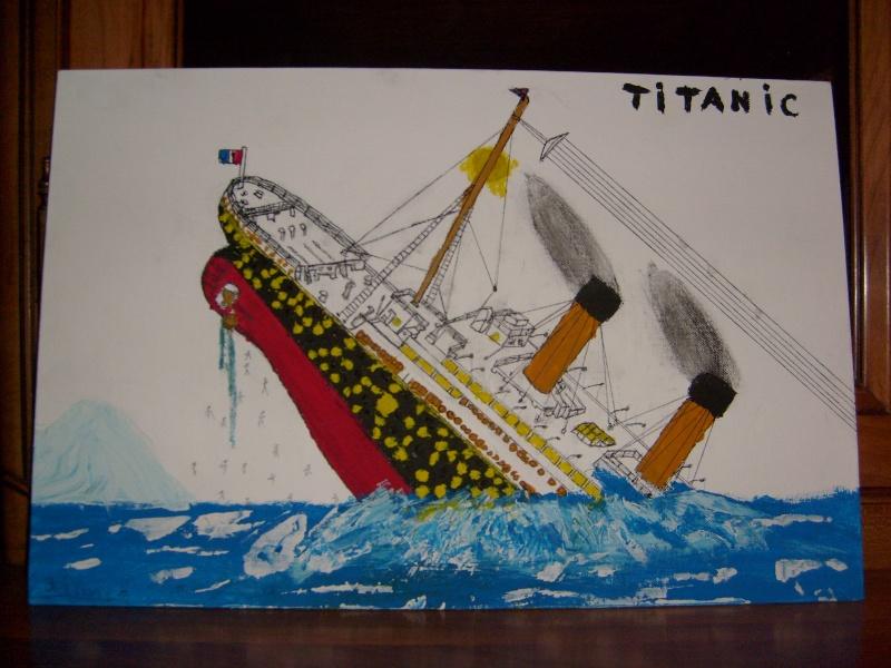 Dessin de stephane - Titanic dessin ...