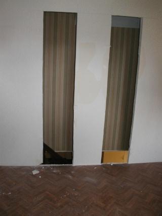 Conseil d co entr e couloir mont e d 39 escalier page 1 for Tapisserie montee escalier