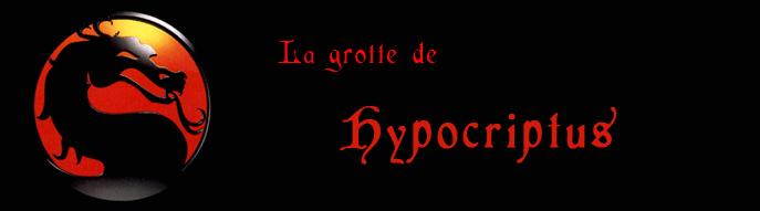 La grotte d'Hypocriptus