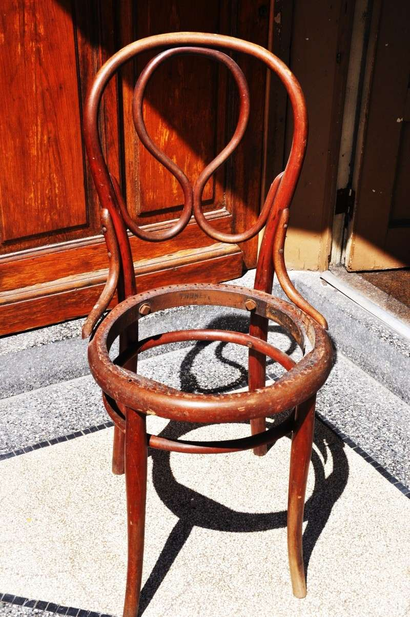 chaise thonet et kohn. Black Bedroom Furniture Sets. Home Design Ideas