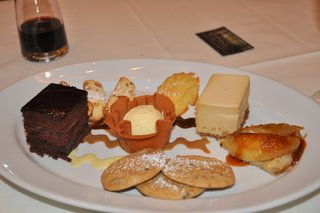 desserts beacon restaurant bons plans new york