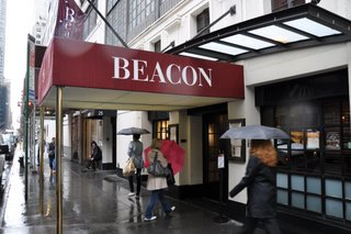 beacon restaurant new york city