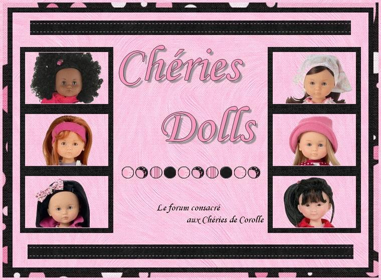 Les poupées chéries