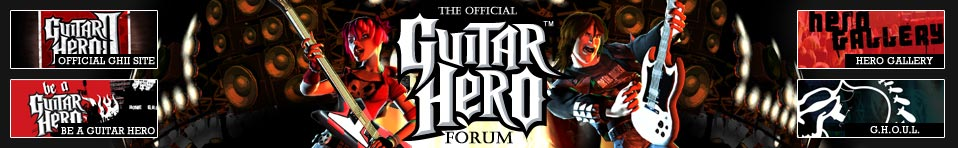 Guitar Hero Game
