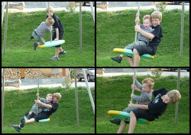 Quel bonheur ... dans Les garçons 09-10-10