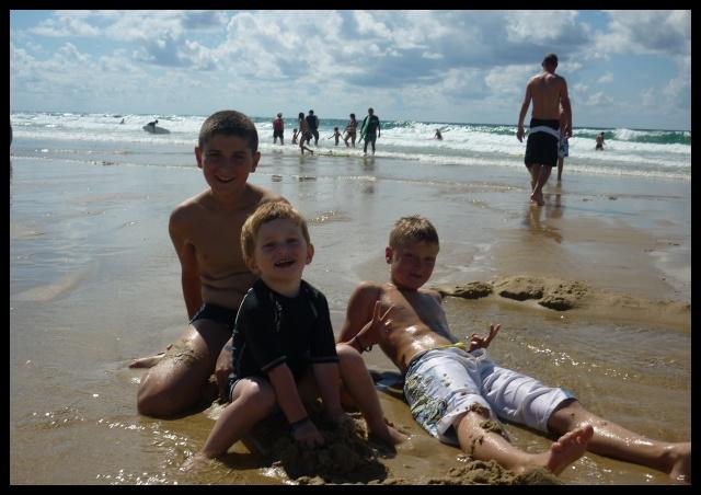 Souvenirs de vacances dans divers 15-08-10