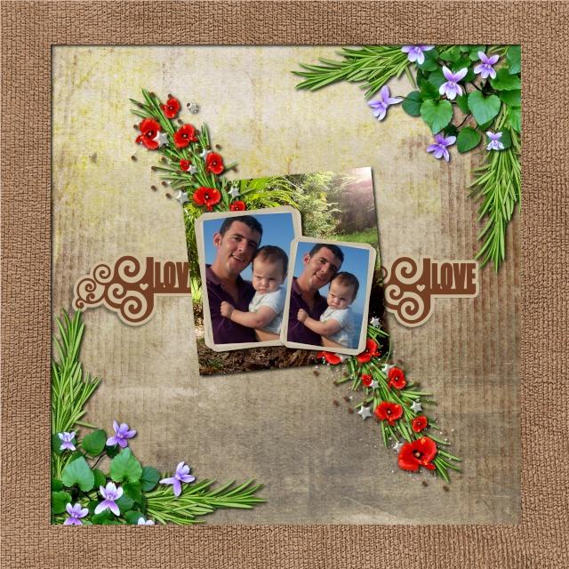 sweet brown caramel page CT sarayane