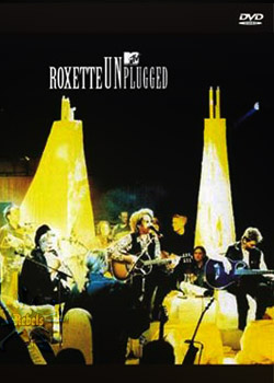 DVD Roxette - MTV Unplugged