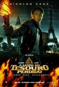 A Lenda Do Tesouro Perdido 2 (DVDRip - Dublado)
