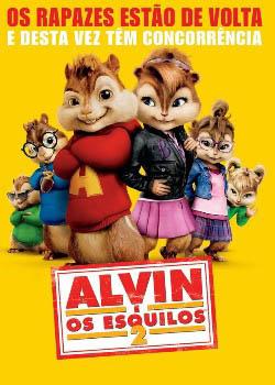Alvin e os Esquilos 2 (Dublado)