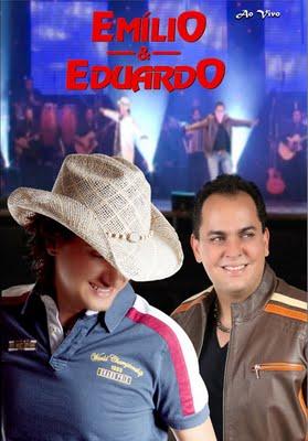 DVD Emilio e Eduardo Ao Vivo (2011)