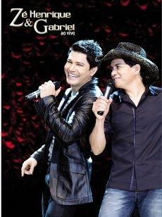 DVD Zé Henrique e Gabriel - Ao Vivo