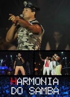 DVD Harmonia do Samba - Ao Vivo em Manaus