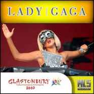Lady GaGa – Live At Glastonbury Festival 2009