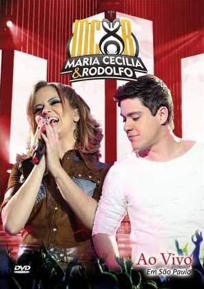 Maria Cecilia e Rodolfo – Ao Vivo em São Paulo