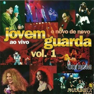 O Novo do Novo - Jovem Guarda ao Vivo Vol. 1