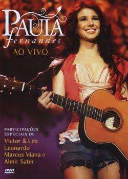 DVD Paula Fernandes - Ao Vivo 2011