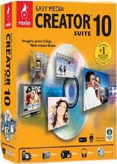 Roxio Easy Media Creator Suite 10.0.044 Multilingual