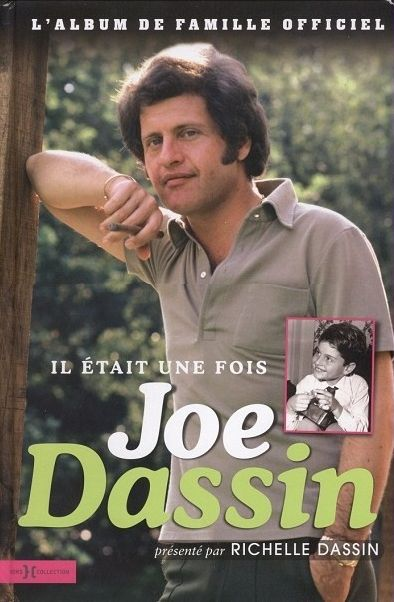 L'album de famille officiel de Joe Dassin