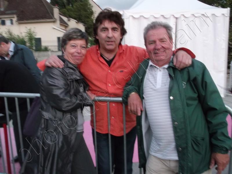 Ghyslaine Claude et Wilfrid à Troyes