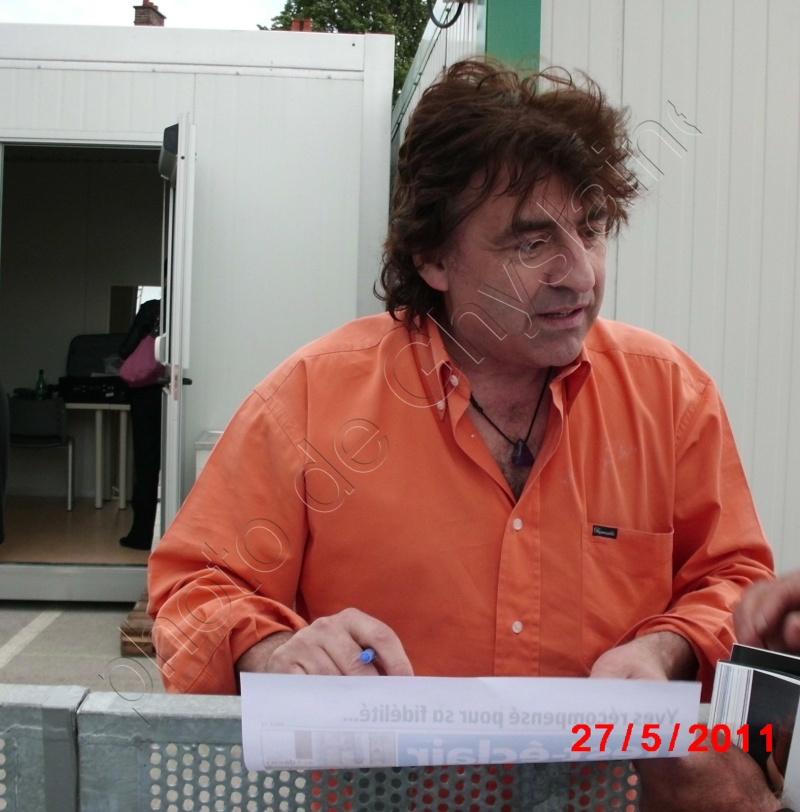 Claude barzotti aux dédicaces