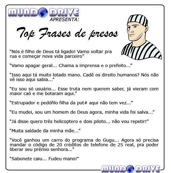 Frases de presos