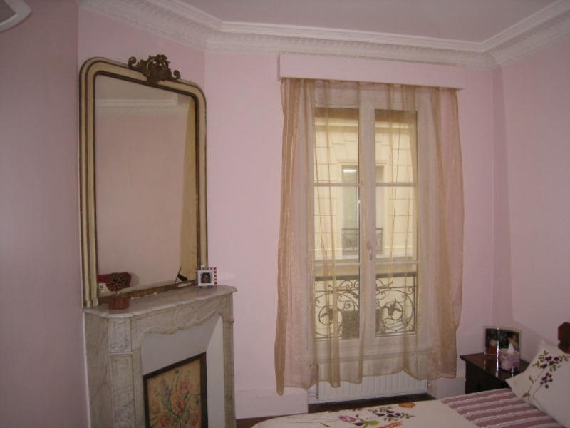 chambre adulte vieux rose et gris avec des id es int ressantes pour la conception. Black Bedroom Furniture Sets. Home Design Ideas