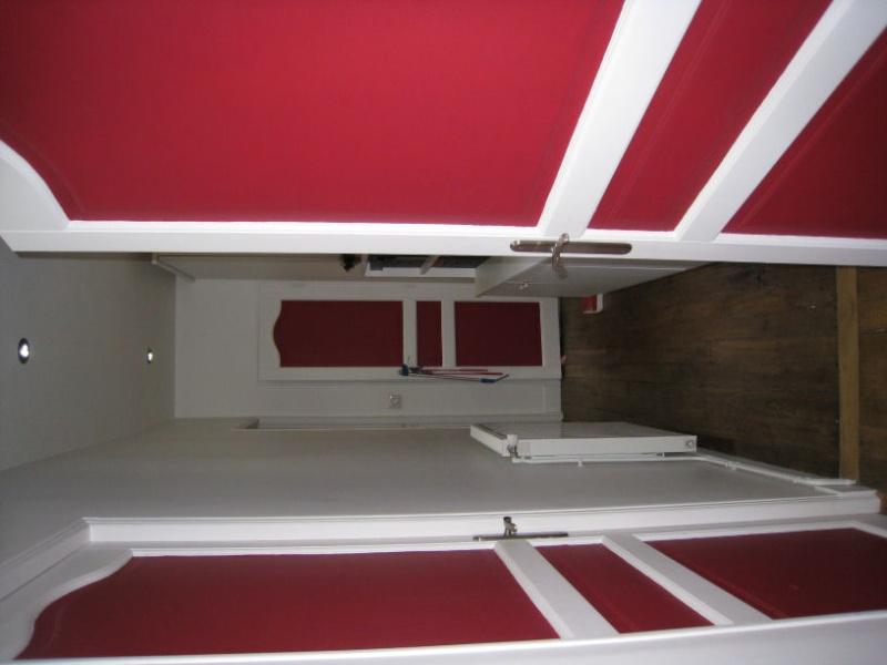 Help chambre rose de ma m re relooker - Chambre couleur framboise ...