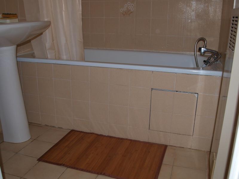 Salle de bain relooker for Repeindre un carrelage de salle de bain