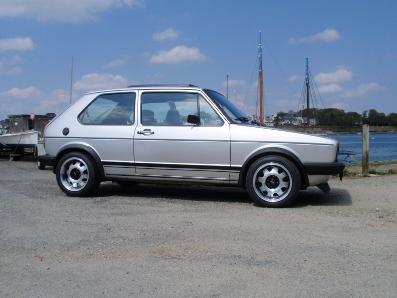 Golf gti 1800 1983 breizh gti 80 for Breizh gti 80