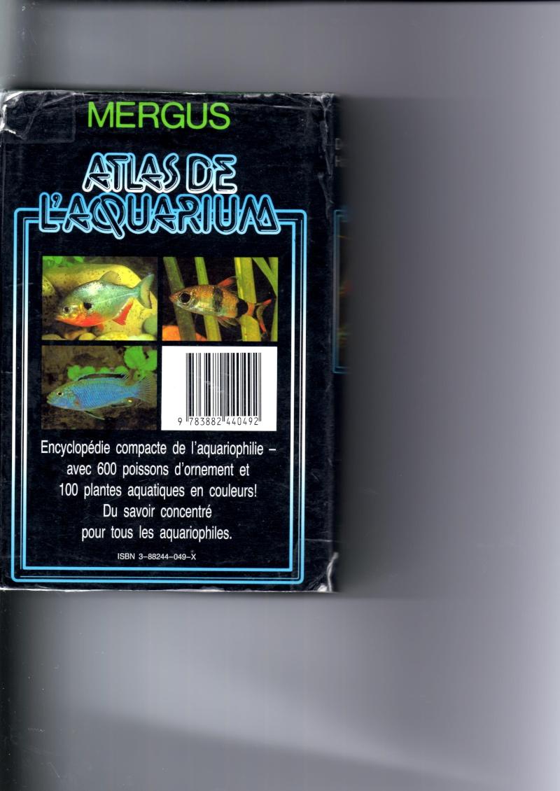 atlas de l aquarium