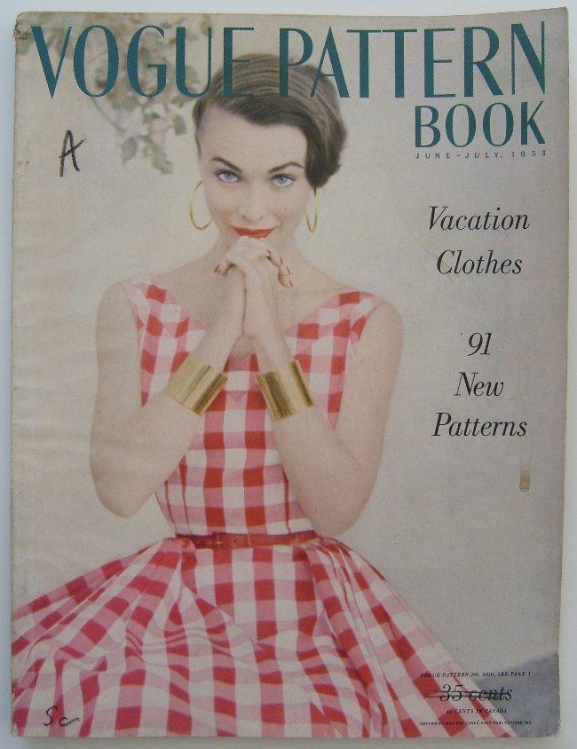 Vogue Patterns in 2009