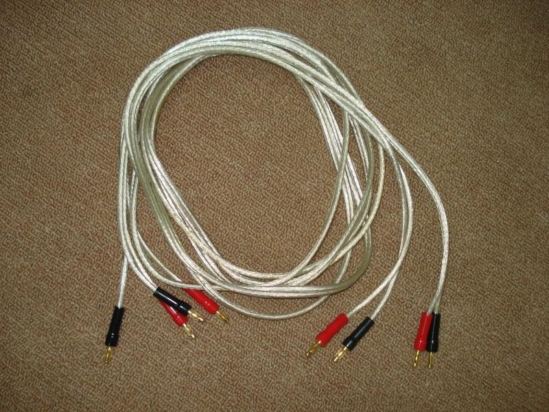 Speaker Cables Audioquest Cable Talk Black Rhodium