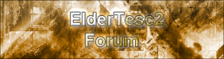 The ElderTescs2 Forum