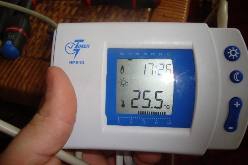 thermostat terrarium fait maison