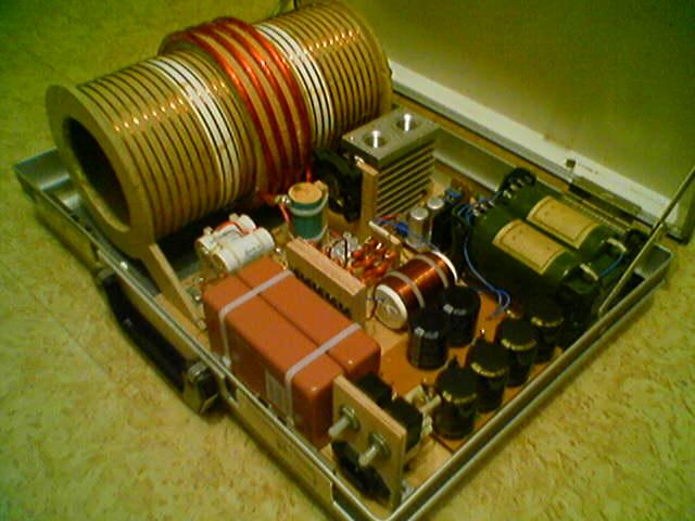 Бестопливный генератор