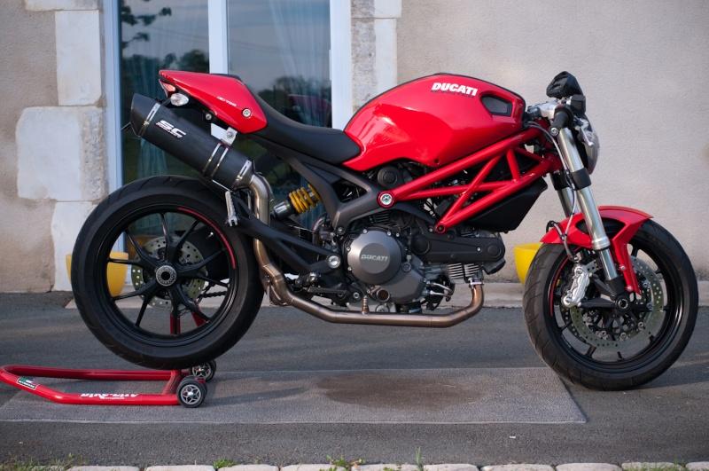 Ducati Monster Tail Chop Uk