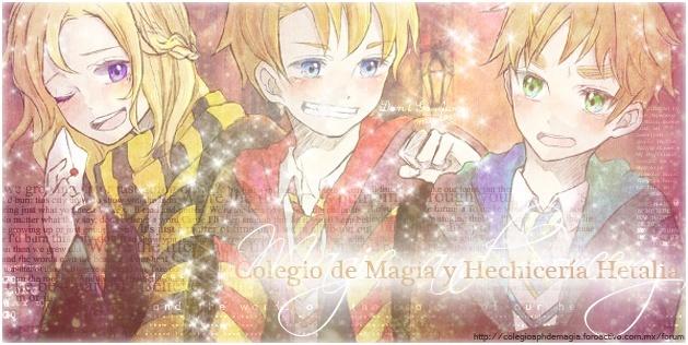 Colegio Hetalia de Magia y Hechiceria