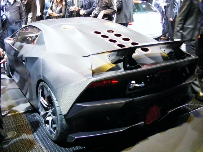 ... [Lamborghini] Sesto Elemento Concept. Message Par Invité Le Mer 29 Sep  2010   22:16