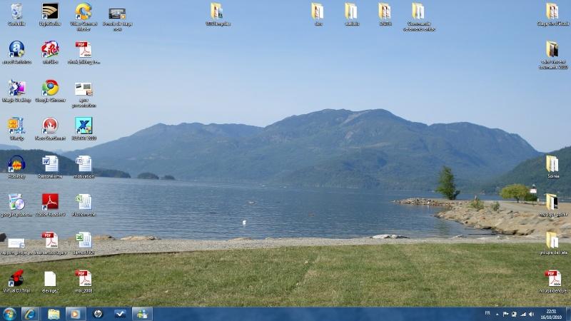 A quoi ressemble le votre cran de pc mac for Ecran pc mac