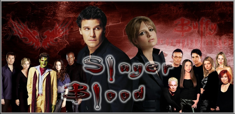 Buffy the vampire slayer & Angel RPG.