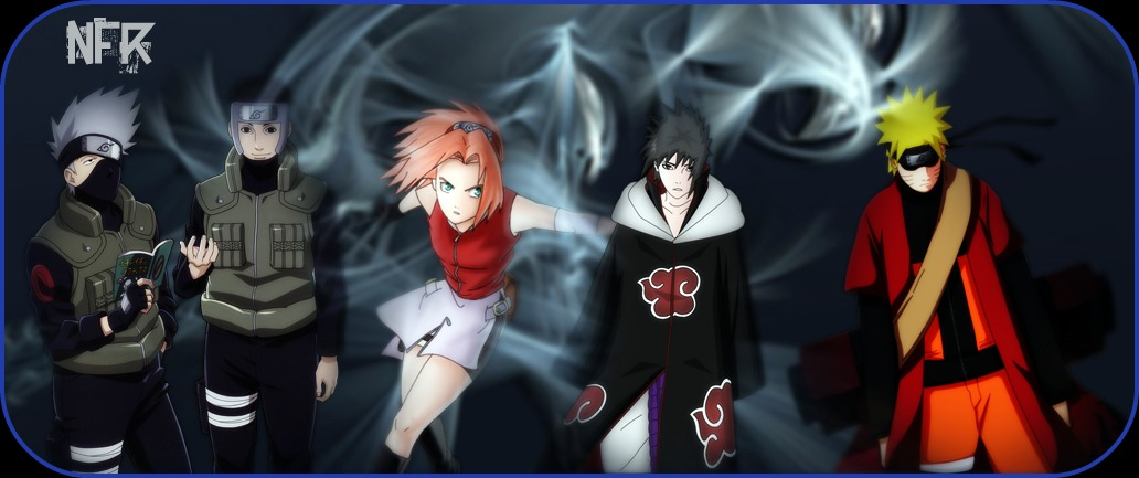 Naruto Forever Rol