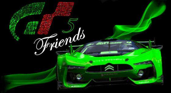 GT5 Friends