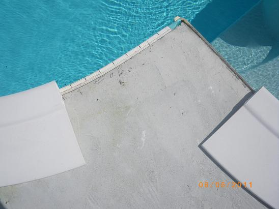 Raccord margelle entre piscine et escatop page 1 for Pose margelle piscine