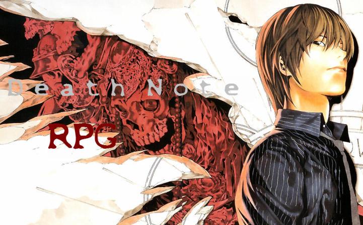 Death Note Rpg Forum