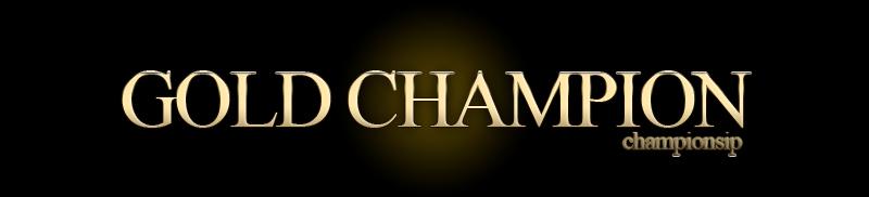 GOLD CHAMPION Championship