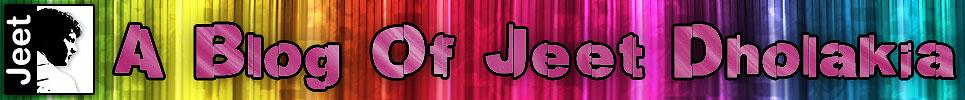 Jeet Dholakia - Forum